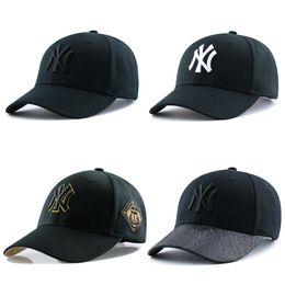 Wholesale Ny Snapbacks - Free shipping NY men women baseball cap snapback Hip hop Adjustable top casquette hat sport Dad hats topi High-quality unisex caps