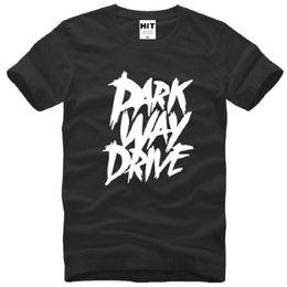 Wholesale Punk Style T Shirt - Summer Style Parkway Drive T Shirts Men Metalcore Punk T Shirt Fashion Short Sleeve Cotton Rock T-shirt Tee Free Shipping