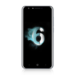 """Wholesale Touch Mobile New Arrivals - New Arrival Doogee 5.5"""" Y6C Unlocked Cellphone Android 6.0 Quadcore 1280*720 Daul Sim 2GB 16GB Smartphone Dual Cameras 4G Mobile Phone"""