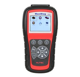 Wholesale Data Stream Reader - Autel MD805 All system+DS Model Full System DS+EPB+OLS+Data Stream Same Function As MD802 Autel Maxidiag Elite MD805