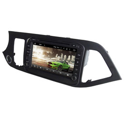 "Wholesale Dvd Kia Picanto - 1024*600 2GB RAM Octa Core 8"" Android 6.0 Car DVD Player for Kia Morning Picanto 2014 With Radio GPS 4G WIFI Bluetooth USB DVR"