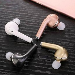 Wholesale High Quality Car Microphone - VOVG V1 Mini Bluetooth Earphone CSR4.1 Wireless Music Handsfree Car Driver Headset Phone Stealth Eaalth Earbuds With Microphone high quality