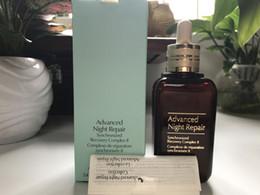 Wholesale Advanced Night Repair - Famous Brand moisturizing whitening Anti-aging face skin care cream Advanced Night Repaire Syncronized Recovery Repairing 50 ml 100ml