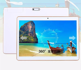 Wholesale German Mount - 10-inch octa-core tablet, the tablet pc HD Tablet Mobile Unicom 3G   4G call Android 5.12 ips