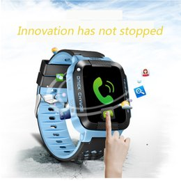 Wholesale Turkish Lights Wholesale - 2017 Y21 smart watch children students locator tracker anti-losts martwatch waterproof gps watch with sim card with light