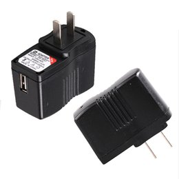 Wholesale Eu I Phone Charger - 5V 1000MA IC protection USB charger head For I phone HTC LG Nokia Samsung iPad and More
