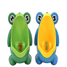 Wholesale Potty Chairs - Urinal Childrens And Baby Potty Chair Boys Standing Wall Hung Toilet Infant Urinary Action Learning Childrens Urine Posture Correction