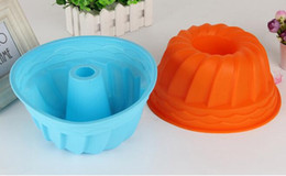 Wholesale Pumpkin Baking - Pumpkin Shape Silicone Cake Mold Baking and Pastry Bakeware Maker Mold Tray Baking