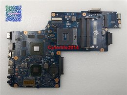 Wholesale Intel Motherboard Memory - H000050770 HM76 For Toshiba Satellite C850 L850 Motherboard with Discree Video Card 7610M 1G Memory fully tested & working perfect