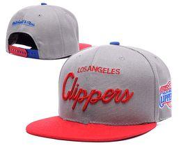 Wholesale Pink Clippers - HOT 2017bone TISA lastkings snapback caps clippers baseball cap mens womens hiphop sport adjustable hat
