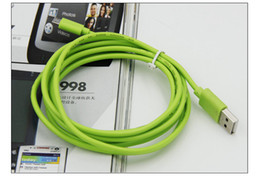 Wholesale Data Cable For Android - 1 Meter Micro USB Cable Metal Plug Wire USB Charger Sync Data Cable for Samsung Galaxy Xiaomi HTC Sony Android Cell Phones