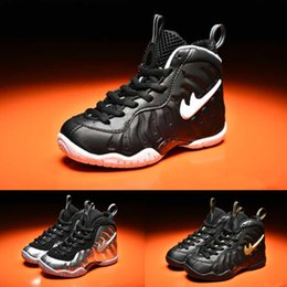 Wholesale Office D - 2017 New Color Penny Hardaway Basketball Shoes Men Women Penny Hardaway Sneakers red silver gold black white Sports posite sneakers