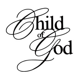 Wholesale Car Gods - For Child Of God Vinyl Decal Car Styling Art Sticker Car Window Bumper Jdm Jesus Cross Love Accessories Decor
