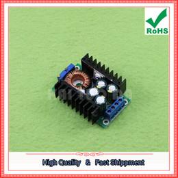 Wholesale High Voltage Power Module - Free Ship 3pcs DC-DC step down adjustable constant voltage current high power 12A solar charging LED driver car module converter