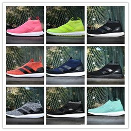 Wholesale Women Stylish Sport Shoes - New ACE 16+ Pure Control Ultra Boost Sneakers Super stylish footwear pk Soccer style City Sock Men Women Mid Ultraboost Sports shoes