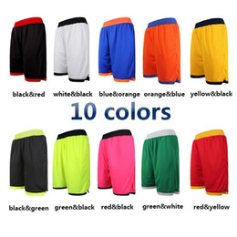 Wholesale Relax Red - Men's XL-7XL and 10 Colors Summer Basketball Shorts Sports Training Pants Large Size Fitness Training Pants Men Running Pants Basketball Pan