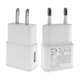Wholesale Price Iphone Adapter - Best Price US EU Plug Wall Charger 5V 2A USB Home Travel Charger Adapter For Samsung S3 S4 S5 S6 S7