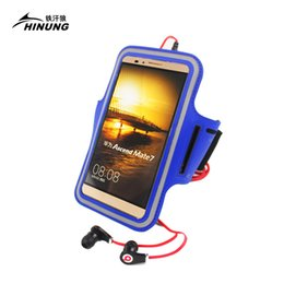 Wholesale Galaxy Arm Band - Wholesale- Sport Running Bag Case Waterproof Arm Band Case for 6.3 inch Mobile Phone Case For Samsung Galaxy Huawei Xiaomi HTC LG