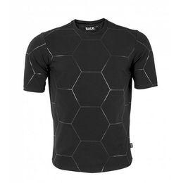 Euro markenkleidung online-Hochwertige 2018 Euro Größe Fußball Linien Balr T Shirt Menwomen Kurzarm NL Marke Kleidung 1or1 Rundboden Long Back Luxus T-Shirt