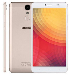 Wholesale Smartphone Android Hebrew - Original 4G LTE Doogee Y6 Max 3D 6.5 Inch Smartphone Android 6.0 MTK6750 Octa Core Mobile 3GB RAM 32GB ROM Fingerprint Cellphone