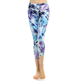 Wholesale Exercise Apparel - Outdoor Apparel Women Sports Yoga Pants Wicking Force Exercise Tights Female Sports Fitness Running Gym Yoga wear Trousers