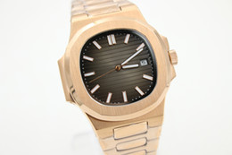 Wholesale Mens Golden Wrist Watches - Luxury Brand Black Hollow Dial Golden Stainless Belt Whatches White Populer Stainless Pointer Watch Mens Fashion Wrist Watches