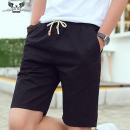 Wholesale Cheap Short Pants Men Wholesale - Wholesale- Summer 2pie lot new men's Shorts Men casual Shorts homme cotton Short pants male beach shorts hot solid color Cheap price