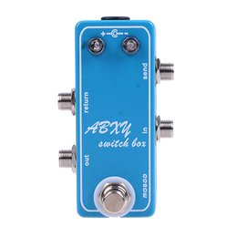 Wholesale Loop Switcher - Super Mini Loops ABXY Switch Box Looper Switcher Guitar Effect Pedal