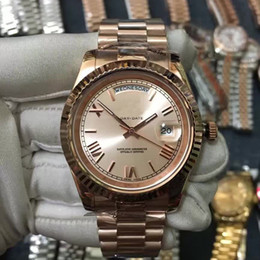 Wholesale Luxury Hand Watch Sport Men - Sweep Seconds Hand Mechanical Self-winding Luxury Brand Auto Date Men Sport Watch Mens 2017 Watches