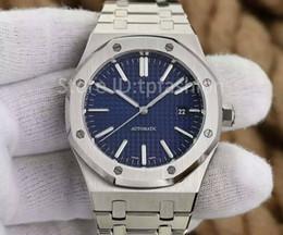 Wholesale Butterflies Clock - Classic Top Fashion Hot Automatic Mechanical Self Wind Watch Men Silver Dial Full Stainless Steel Wristwatch Designer Dress Clock 6112