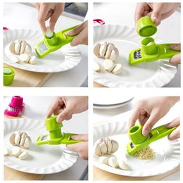 Wholesale Multi Slicer - Multi Functional Ginger Garlic Grinding Grater Planer Slicer Mini Cutter Cooking Tool Kitchen Utensils Kitchen Accessories