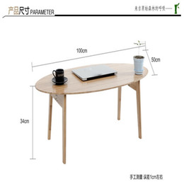 amerikanisches möbel schlafzimmer Rabatt Umweltfreundlicher Bambustee-Mehrzwecktisch Beistelltische Folding Leisure Tatami Couchtische Wohnzimmermöbel