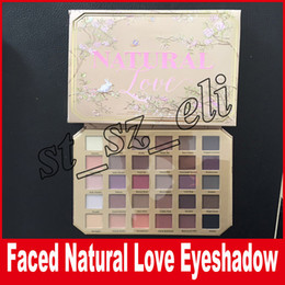 Wholesale Palette Neutral Eye Shadow - NEW Faced Makeup Chocolate Natural Love Eye Shadow Collection Palette Ultimate Neutral 30 Color Eye Shadow Palette