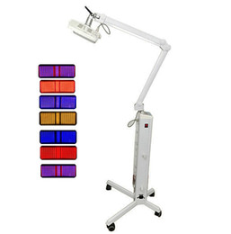 Wholesale professional treatments - Professional PDT Photon Led PDT Facial Machine Skin Rejuvenation Skin Whitening LED Light Therapy With 7 Colors Light For Salon Clinic Use