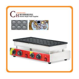 Wholesale Waffle Plates - Commercial Use Single Plate 50pcs mini Poffertjes Grill,pancake machine,Waffle maker with high quality