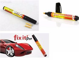 Wholesale Pro Repair - hot sale Magic Fix It Pro Car Scratch Repair Remover Filler Sealer Pen Clear Coat Applicator Tool, Only for light scratches