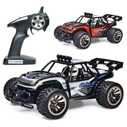 Wholesale Electric Model Race Cars - SUBOTECH BG1512 2.4G 4CH RC Cars 1:16 Desert Buggy Car 4WD High Speed 15KMH Remote Radio Control Racing Buggy Car Model