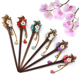 Wholesale Made Order China - Free shipping Bride plate made of fashionable retro fashion hairpin hairpin women's diamond wings FZ039 mix order 20 pieces a lot