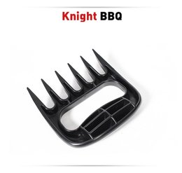 Wholesale BBQ Meat Forks Shredding Handling Carving Food Claw Handler Set for Pulling Brisket from Grill Smoker or Slow Cooker BPA Free Barbec