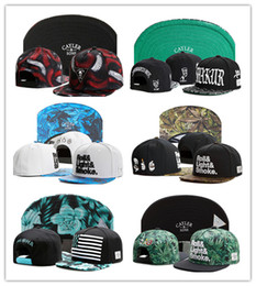 Wholesale Snapback Hater White Hat - NEW Adjustable CAYLER & SONS snapbacks Hats snapback caps Cayler and sons hat baseball hats last kings cap hater diamond snapback cap