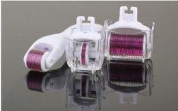 Wholesale Eye Micro Roller - Skin Care 3in1 Micro Derma Roller eyes face body meso roller 180 600 1200 needle
