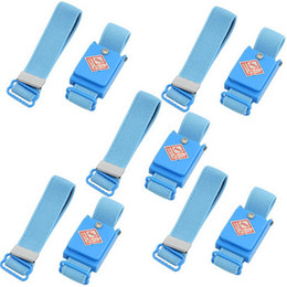 Wholesale anti static wrist - Wholesale- 1pc High Quality Anti Static Discharge Cordless Wrist Strap Band