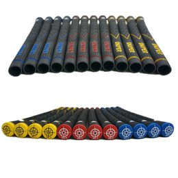Wholesale Wholesale Golf Irons - wholesale SNIPER NO.1 golf grips High quality Rubber iron grip Superior quality Anti slip wear All-weather grips 10pcs lot Mixed color