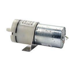 Wholesale Motor Fishing - 1pcs Used Air Pump DC 3V 6V 9V 12V Small Mini Motor Air Pumps Aquarium Fish Water Tank DIY