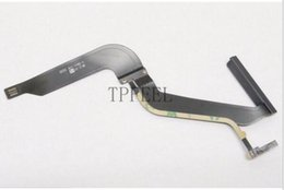 "Wholesale Laptop Tested - New Original 821-1480-A HDD Hard Drive Flex Cable for MacBook Pro 13"" A1278 HDD Cable Mid 2012 MD101 MD102 Full Tested"
