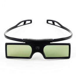 Wholesale Newest Acer - G15-DLP 3D Active Shutter Glasses For Optoma for LG for Acer DLP-LINK DLP Link Projectors gafas 3d Newest