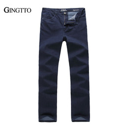 Wholesale Classic Canada - Wholesale- SALE Canada Brand Mens Slim Fit Cheap Jeans High Quality Stretch Classic Casual Pant European Big Size New Store Promotion