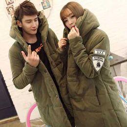 Wholesale Big Hood Woman - Wholesale- Winter Men Jacket Top Quality Men Coat Brand Bomber Men Women Parkas Thicken Fleece Liner Fur Coat Hood Big Size H6566