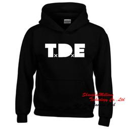 Wholesale House Hoodies - Wholesale-TDE J COLE House Top Dawg Entertainment dreamville Kendrick Lamar Hoodie Sweatshirt JDT037A