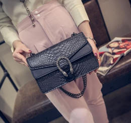 Borse a mano con marchio online-All'ingrosso-alta qualità delle donne borsa famosa borsa a tracolla di marca di lusso moda frizione borsa a tracolla donne borsa a mano sac una femme principale